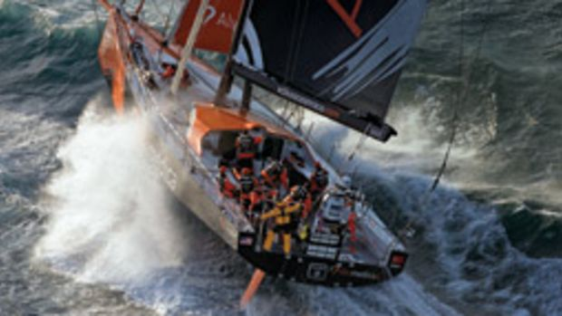Farr Yacht Design was tapped for the new 65-footers sailing around the world in the Volvo Ocean Race.