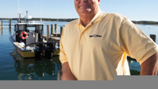 Capt. Joseph Frohnhoefer Jr. founded Sea Tow Services International in 1983.