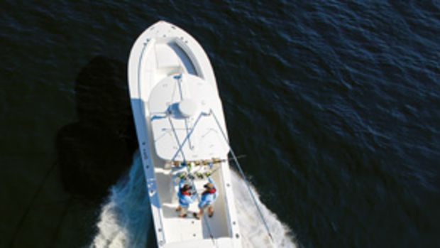 Running far offshore to fish requires confidence in your abilities, your boat and its systems.