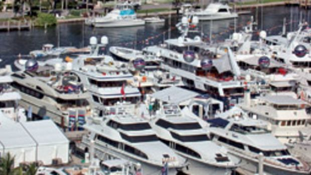In the end, lawmakers passed on giving tax breaks to megayacht buyers.