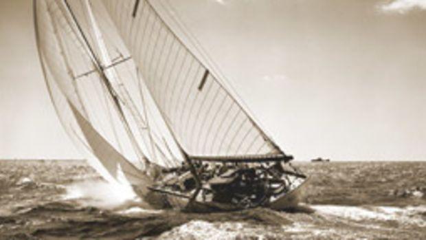 The historic schooner Nina was last heard from June 4, 370 miles off New Zealand's North Island.