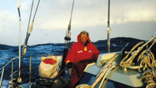 Conny van Rietschoten ran a tight ship and was respected by those who sailed for him.