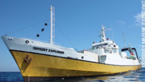 Odyssey Marine Exploration has been locked in a legal battle with the Spanish government over coins the professional treasure hunter salvaged.