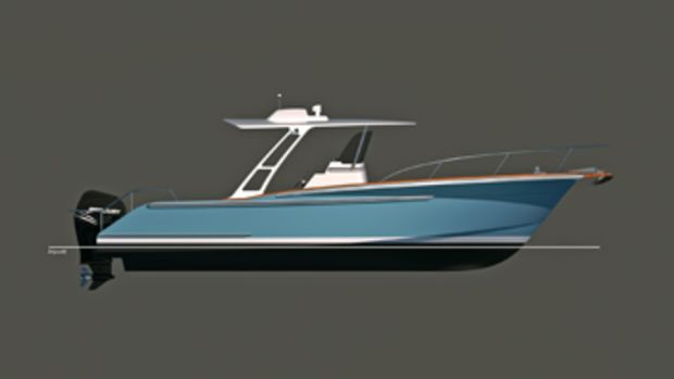 Mark Fitzgerald designed the F28 with comfort in mind.