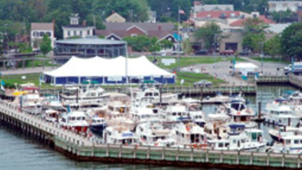 Trawler Fest, produced by PassageMaker Magazine, celebrates the power cruising lifestyle June 26 to 29 in Greenport, N.Y.