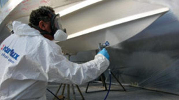 Bottom paint must be properly applied, which might mean hiring a professional.