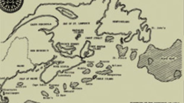 The Northeast and Canadian Maritimes were ground zero for the fishery.