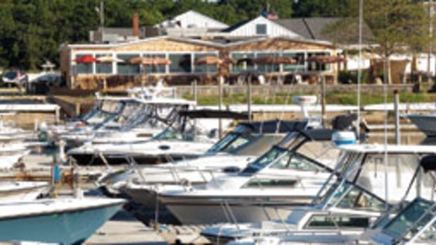 A venerable marina on the east end of Long Island has initiated a new program to get more people on the water.