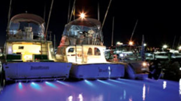 The electrical system must meet the increasing power requirements of today's boats.