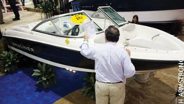 Boat loans are available and at good rates, according to lending experts.