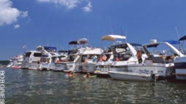 Clean water is every boater's business.