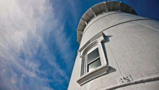 Sakonnet Point Lighthouse, 1884