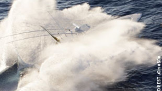 Small boats that run offshore must have reliable electrical systems.