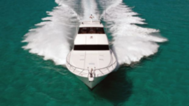 Bertram will be able to more comfortably build its largest boats at the new Merritt Island, Fla., location.
