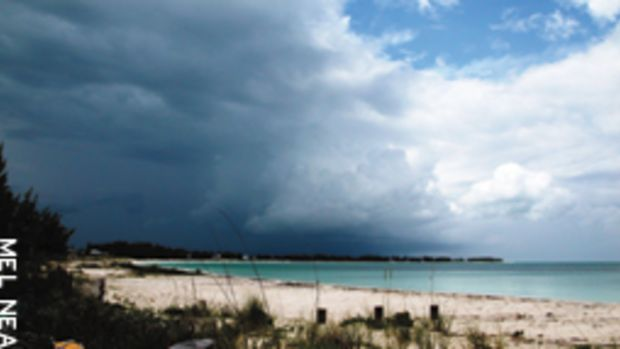 Technology is enabling weather watchers to share what they see with others.