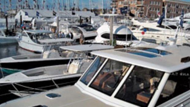 Newport International Boat Show celebrates its 39th year Sept. 17 - 20.
