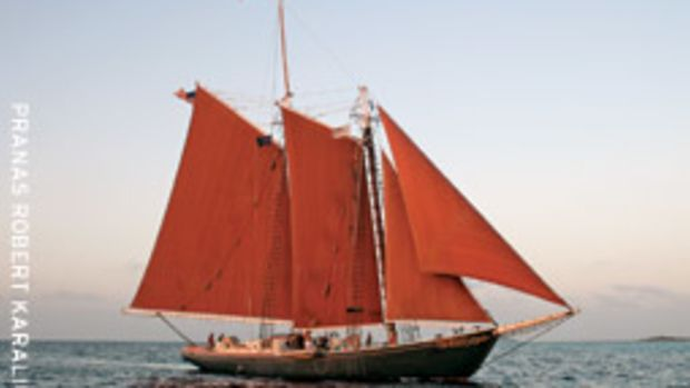 Roseway is among the last of the Essex-built Grand Banks schooners.