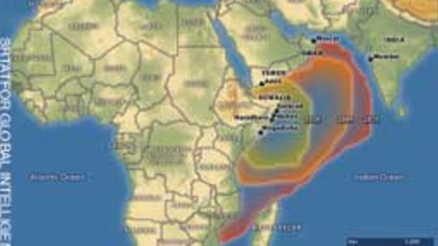 The range of Somali pirates has steadily expanded.