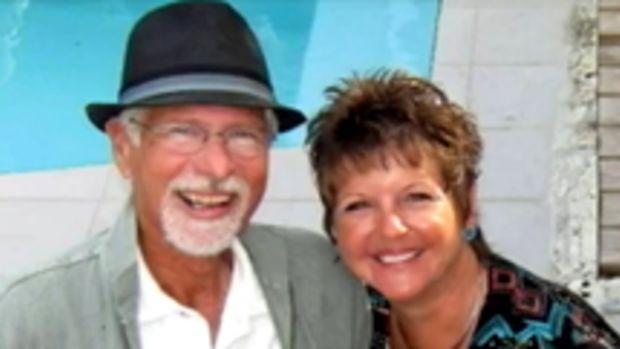 David Trauger and Karen Barnes