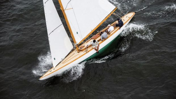 Photo of Ruweida V R Class Sloop