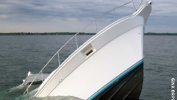Keeping the water on the outside of the boat is the most basic aspect of seaworthiness.