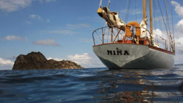 The disappearance of Niña, a former NYYC flagship, in the Tasman Sea led to a massive search-and-rescue operation that was abandoned after months of fruitless effort.
