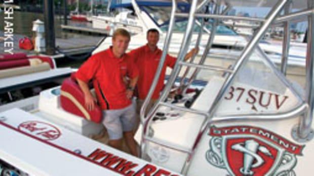 Talkin' Boats with Chris Fertig Bermuda Challenge Record Setter