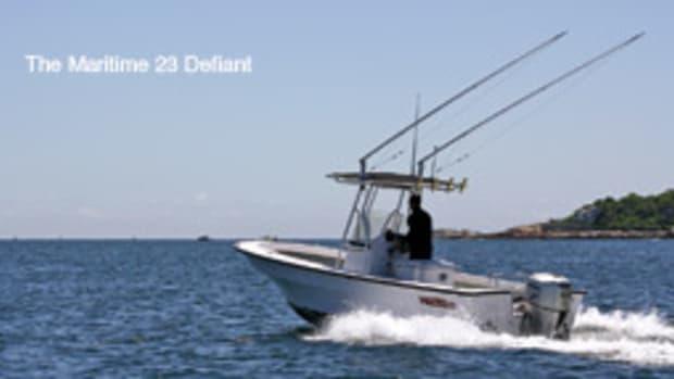 The Maritimne 23 Defiant