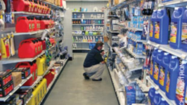Don't let the volume of choices in the aisles overwhelm you. Do your research and take your time.