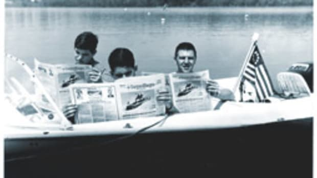 From newsprint to the iPad, Soundings remains ready to adapt.