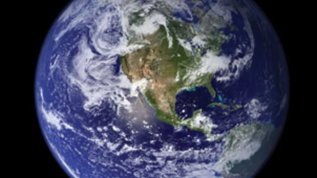 Our 'blue marble' has fascinated scientist and laymen alike since the earliest satellite images.