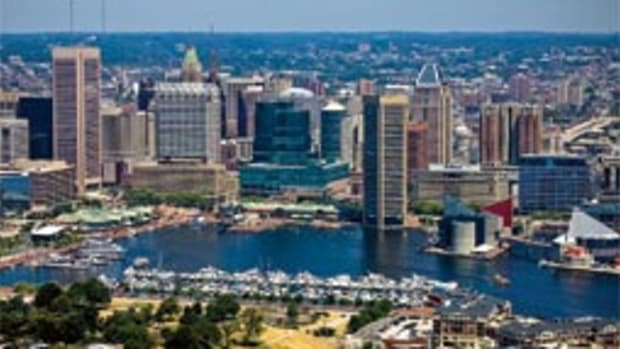 Baltimore will be the setting for the next Trawler Fest.
