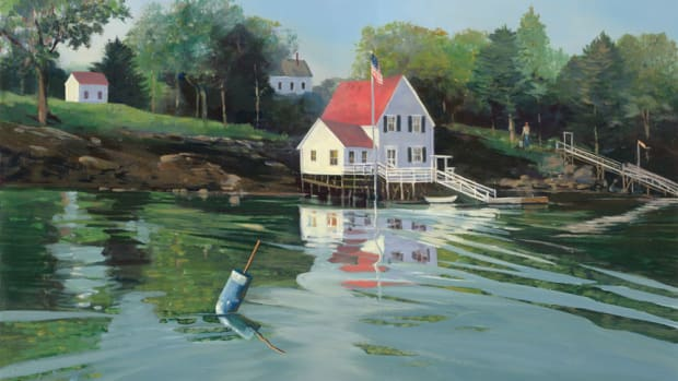 Fisher,SouthportCottage
