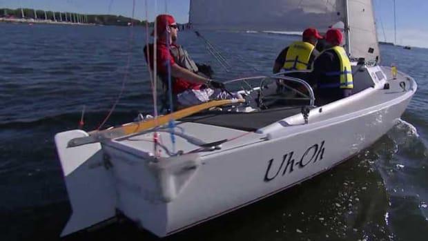 Warrior-Sailing-Project