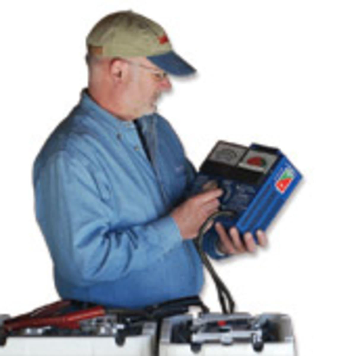 BatteryMINDer 36 Volt OnBoard Desulphator//Conditioner