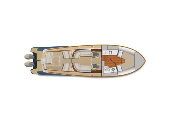 Picnic Boat 34 - GA R01