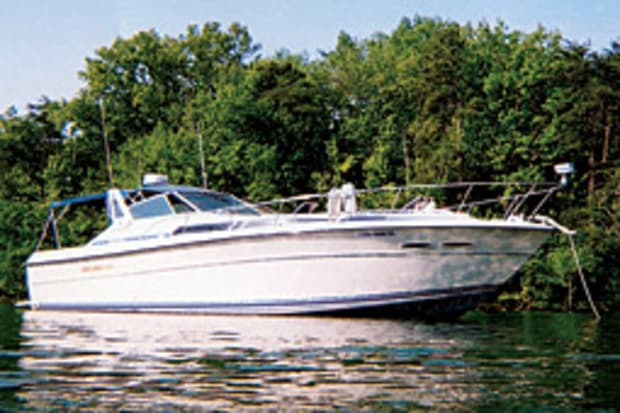 Sea Ray 390 Express Cruiser - Soundings Online