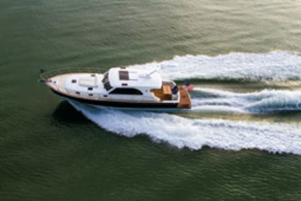 The Boats of Fall - Boat Show Special - Power - Soundings Online