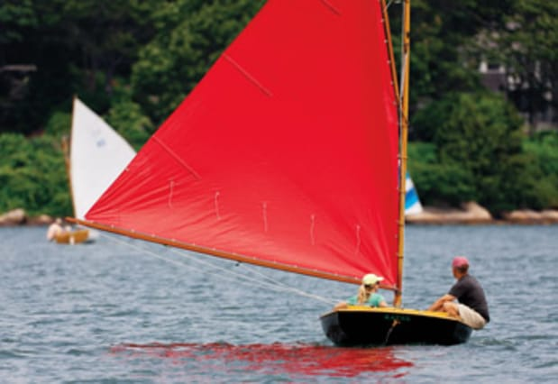 The evolution of catboats - Soundings Online