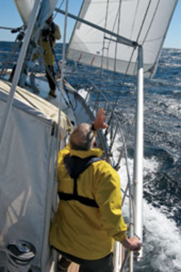 Cruising Tales - near and far - Soundings Online