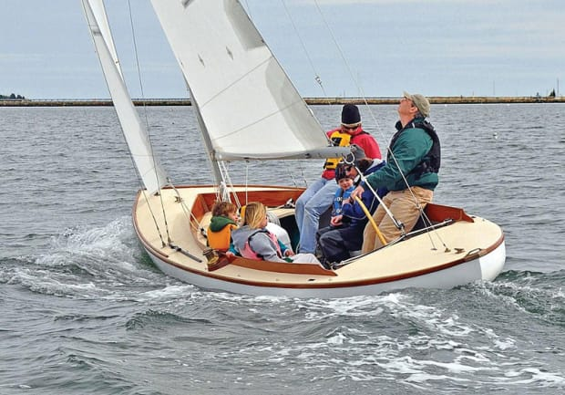 Small boats, big fun, no fuss - Soundings Online