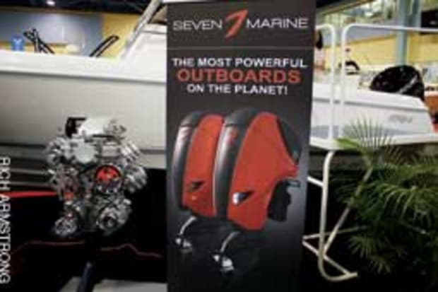 A new outboard that harnesses 557 horses - Soundings Online