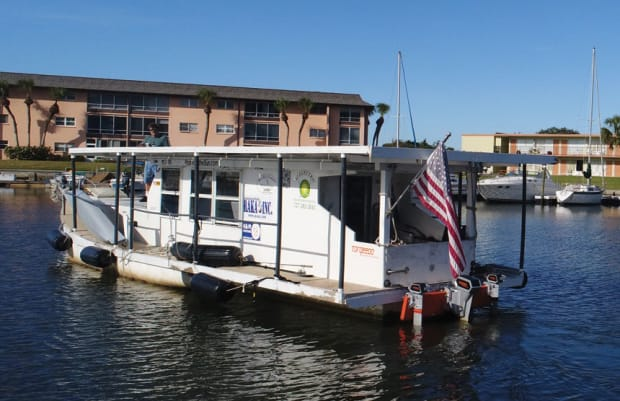 Going Solar Is An Evolving Option For Boat Owners