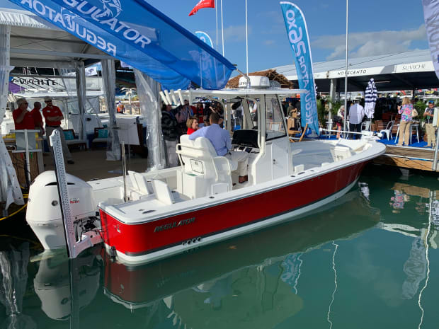 Six Big Reveals from the Miami International Boat Show - Soundings