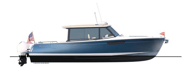 MJM Yachts annonce son premier dayboat, le 3z