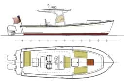 Taking in a trio of Maine-built beauties - Soundings Online