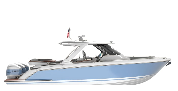 Tiara Sport 37 Ls Is A Boat Of Firsts Soundings Online