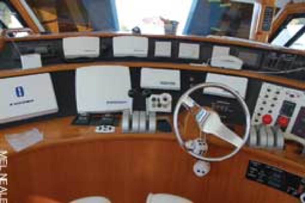 Your dream boat may include more gadgets than you can use.