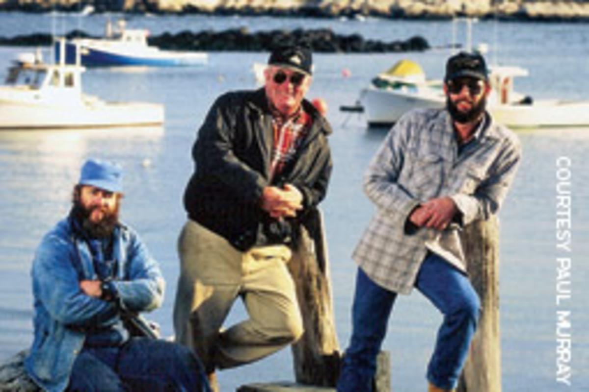 (From left) Paul Murray, Vance Bunker and Rick Kohls.