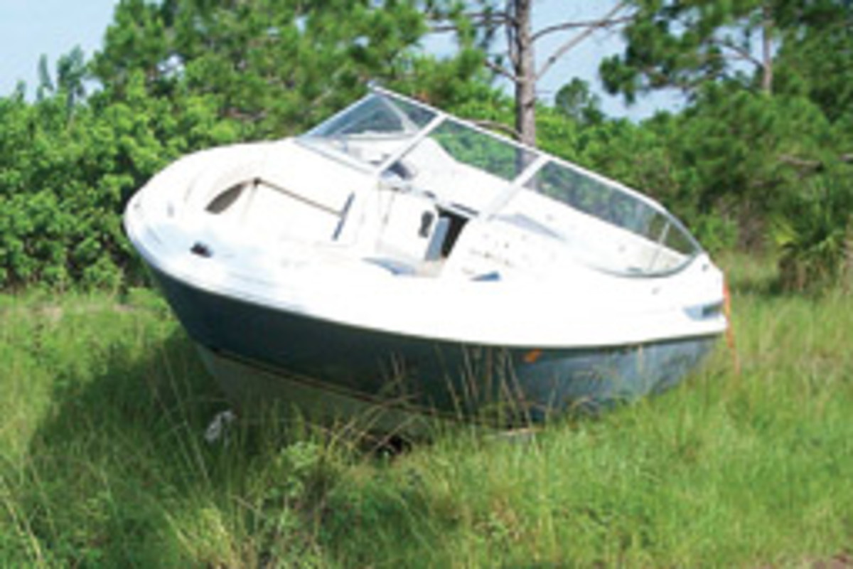 Authorities often find the stolen boats abandoned after just a couple trips.